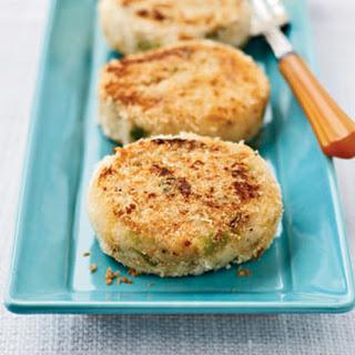 Crisp Mashed Potato Cakes.