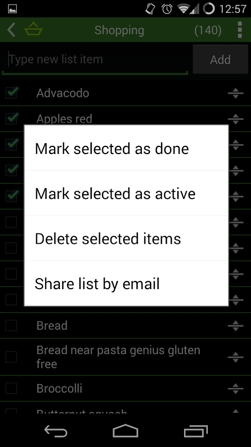 Remli: To-do & Reminder Lists- screenshot