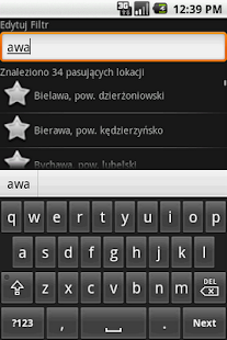 Meteo.pl alternative - screenshot thumbnail