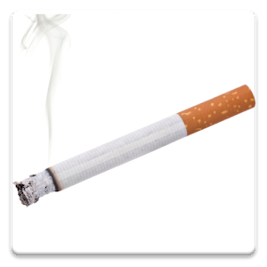 Virtual Cigarette Icon