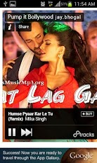 Bollywood Music Mixtape Android Music & Audio