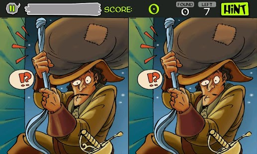 Musketeers:Thief Hidden Object - screenshot thumbnail