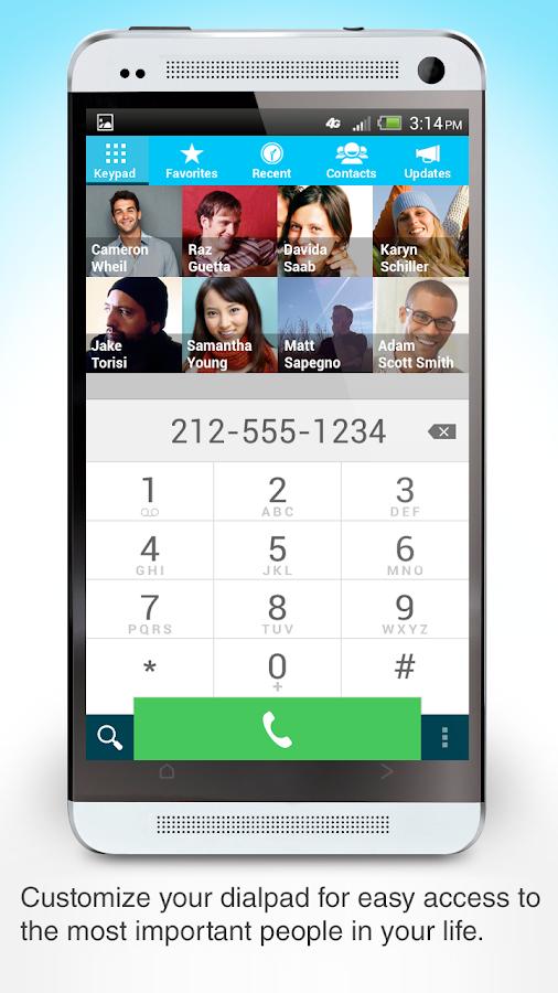 Contactive - Free Caller ID - screenshot