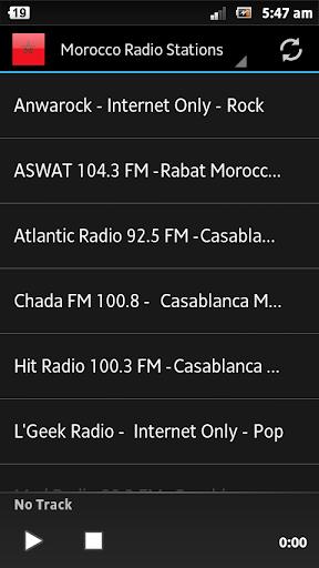Casablanca Radio Stations