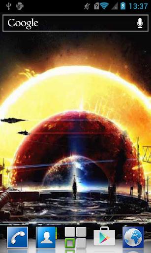 Enigmatic cosmic spheres LWP