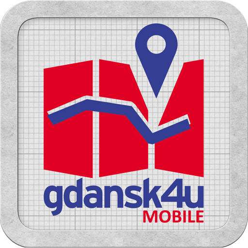 gdansk4u MOBILE adventure LOGO-APP點子
