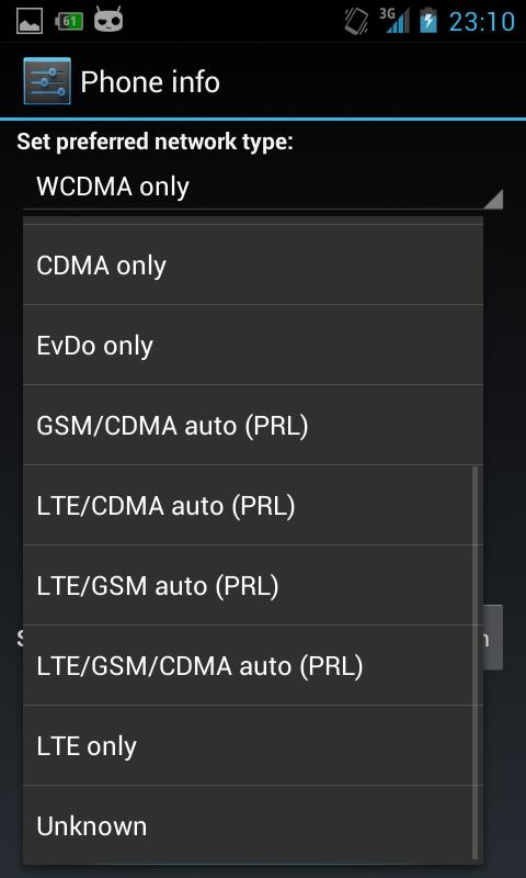 4G LTE Switch- screenshot
