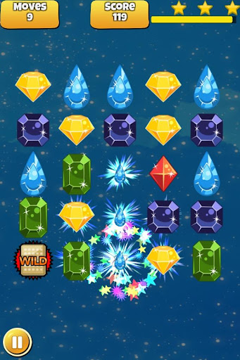 Jewels and Gems 3