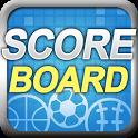 스코어보드: 라이브 스코어 icon