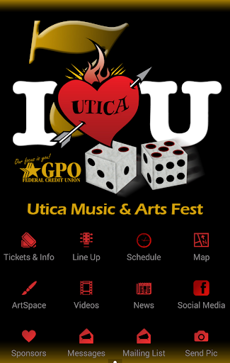 Utica Music and Arts Fest