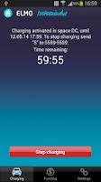 Screenshot of ELMO EV Charging
