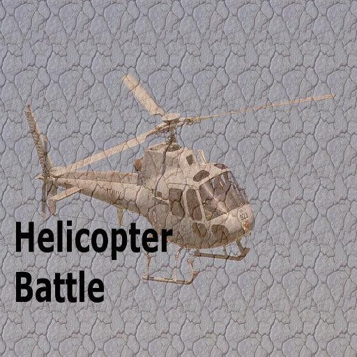 Classic Helicopter Battle LOGO-APP點子