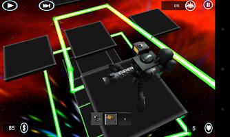Screenshot of Future Defense saving Earth