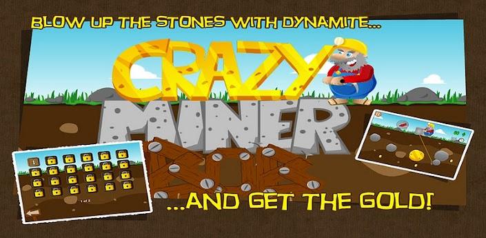 Crazy Miner Bob v1.0