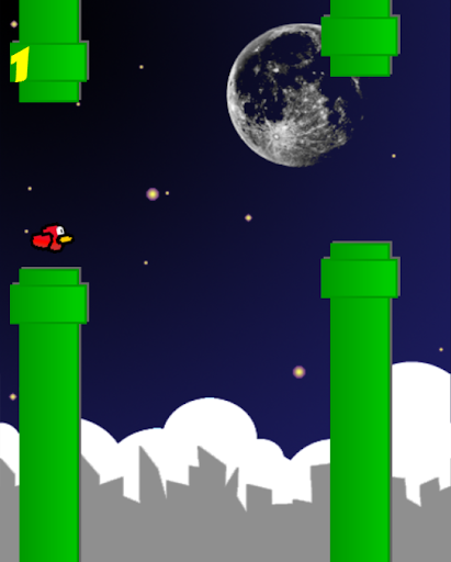 Flappi Birds Space