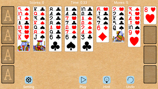 FreeCell Solitaire Card Games - screenshot thumbnail