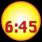 Salida y Puesta de Sol Gratis icon