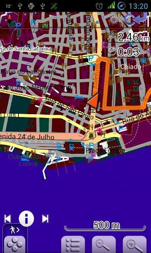 免費下載旅遊APP|Map of Portugal app開箱文|APP開箱王