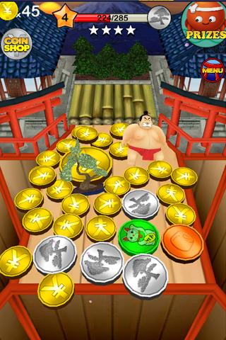 Coin Dozer: World Tour- screenshot