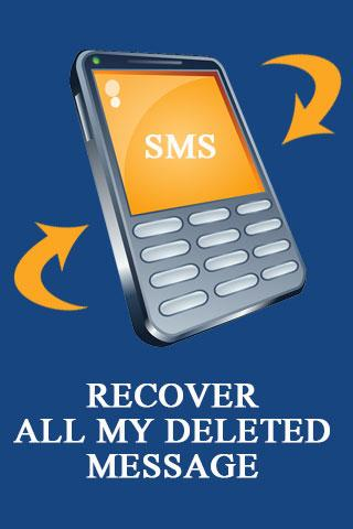 Recover All My Deleted Message