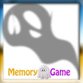 Ghost Memory Game For Kids