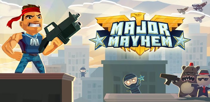 Major Mayhem 1.0.1 apk