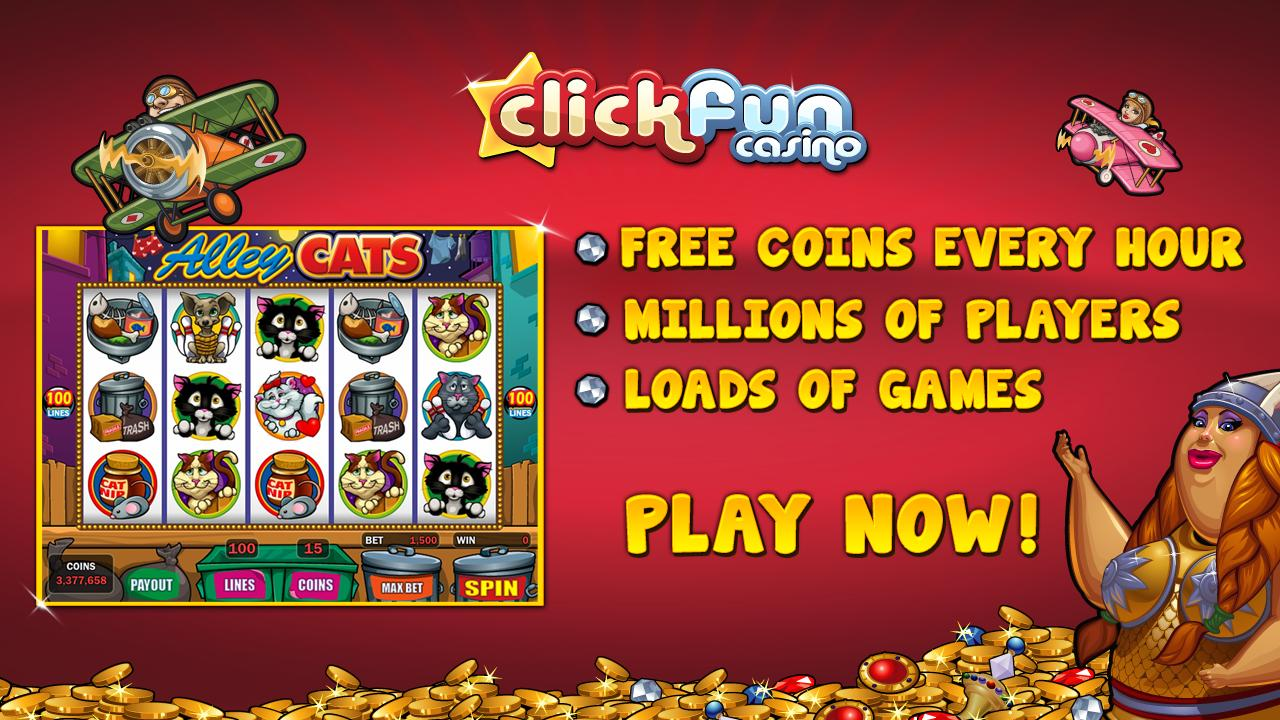 Clickfun Casino Slots - screenshot