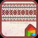 Heart soft knit dodol theme icon