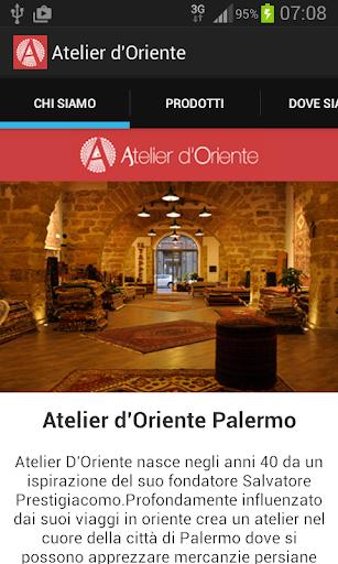 Atelier d'Oriente Palermo