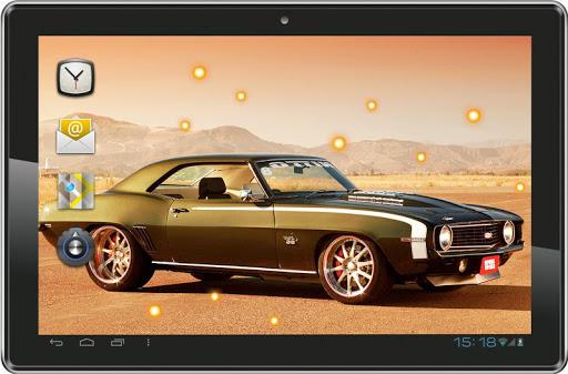 【免費個人化App】American Retro Cars LWP-APP點子