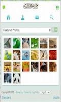 Screenshot of ClikDroid