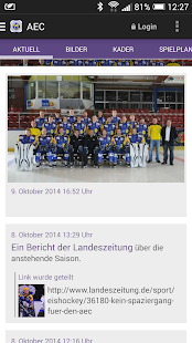 Adendorfer EC (1. Herren) - screenshot thumbnail