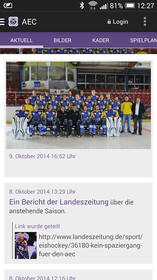 Adendorfer EC (1. Herren) - screenshot