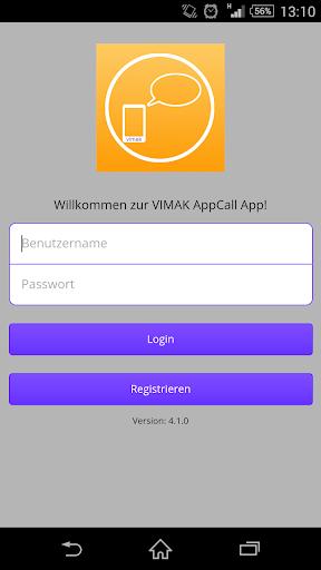 VIMAK AppCall
