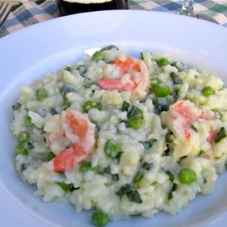 Easy Healthy & Delicious Shrimp Risotto