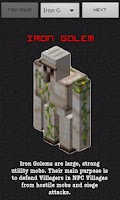 Screenshot of MineCanary Minecraft Guide