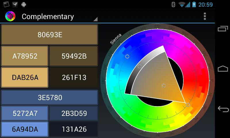 Colour Wheel - Android Apps On Google Play