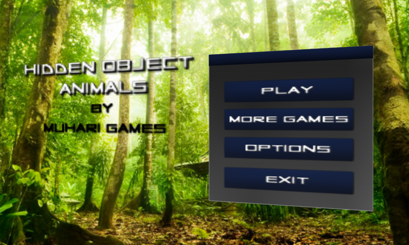 Hidden Object Animals- screenshot