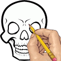 How to Draw: Tattoo Skulls icon