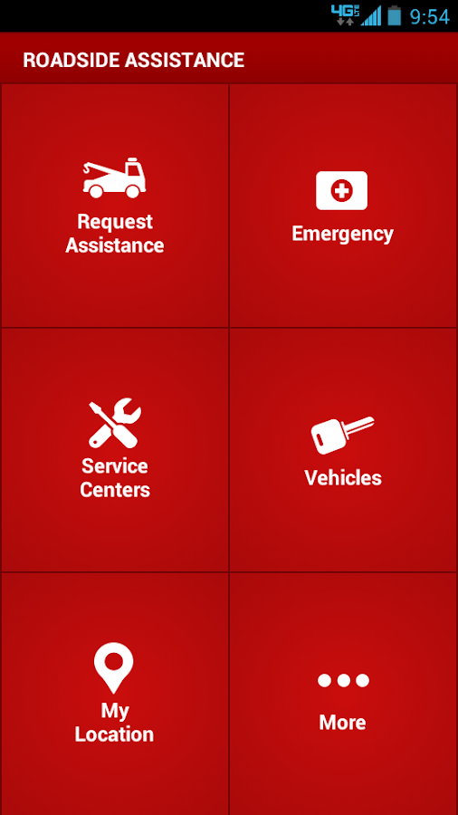Verizon roadside assistance android apps on google play for Allstate motor club roadside assistance number