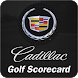 Cadillac Golf Scorecard