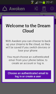 Awoken - Lucid Dreaming Tool - screenshot thumbnail