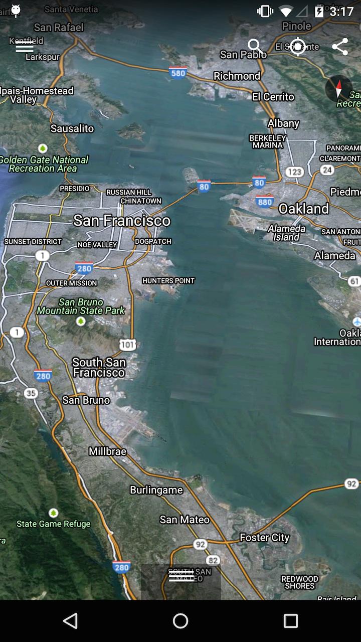 Google Earth screenshot #2