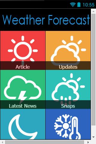 Forecast Maps - AccuWeather