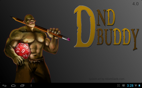 DnD Buddy - screenshot thumbnail