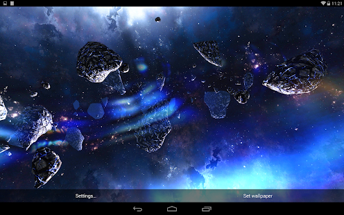 Asteroids Pack - screenshot thumbnail