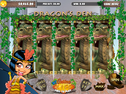 Dragons Den Slot Machine