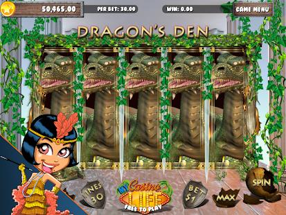 Dragons Den Slot Machine