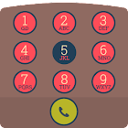 Theme for ExDialer Flat icon