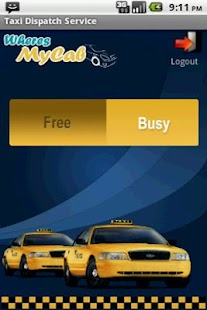 GPS TAXI DISPATCH (Driver) - screenshot thumbnail